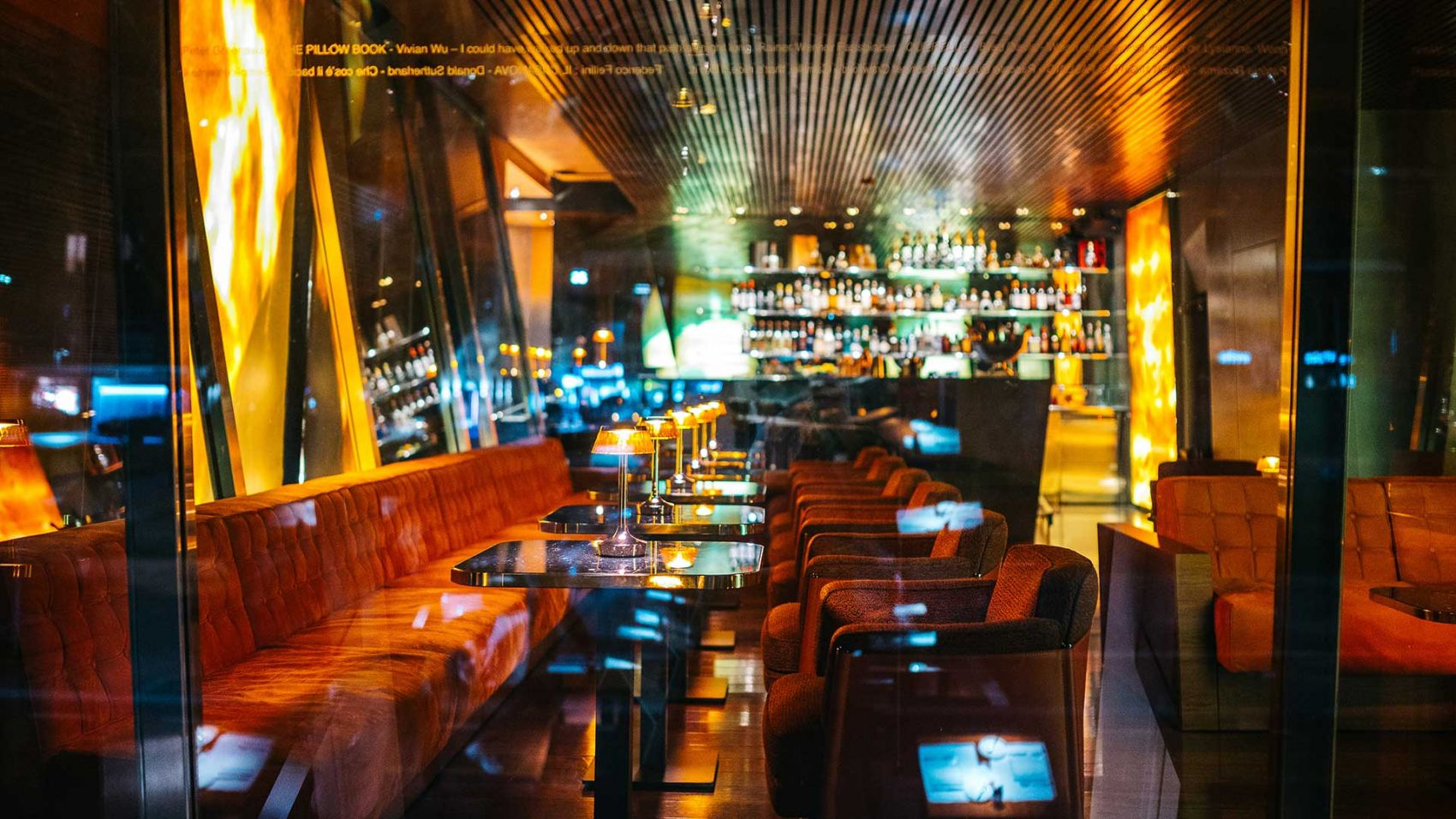 The Lounge Urban Bar Luzern